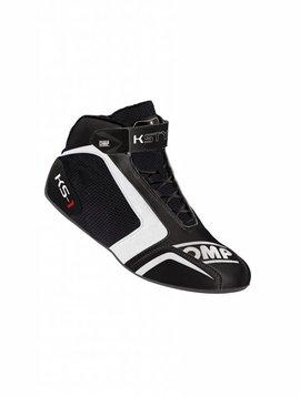 OMP KS-1 Chaussures Noir