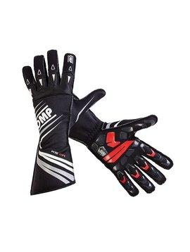OMP KS-2R Handschuhe Schwarz