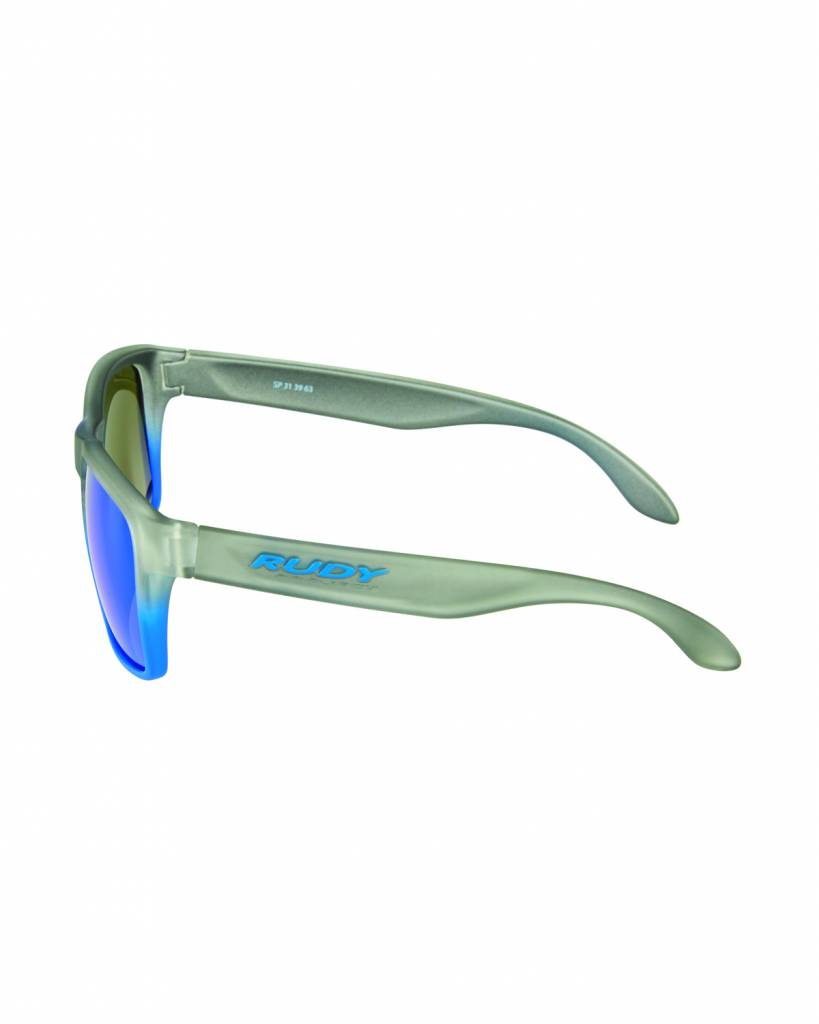Rudy Spinhawk Sunglasses - Ice Graphite - Blue