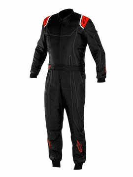 Alpinestars KMX-9 Black/Anthracite/Red
