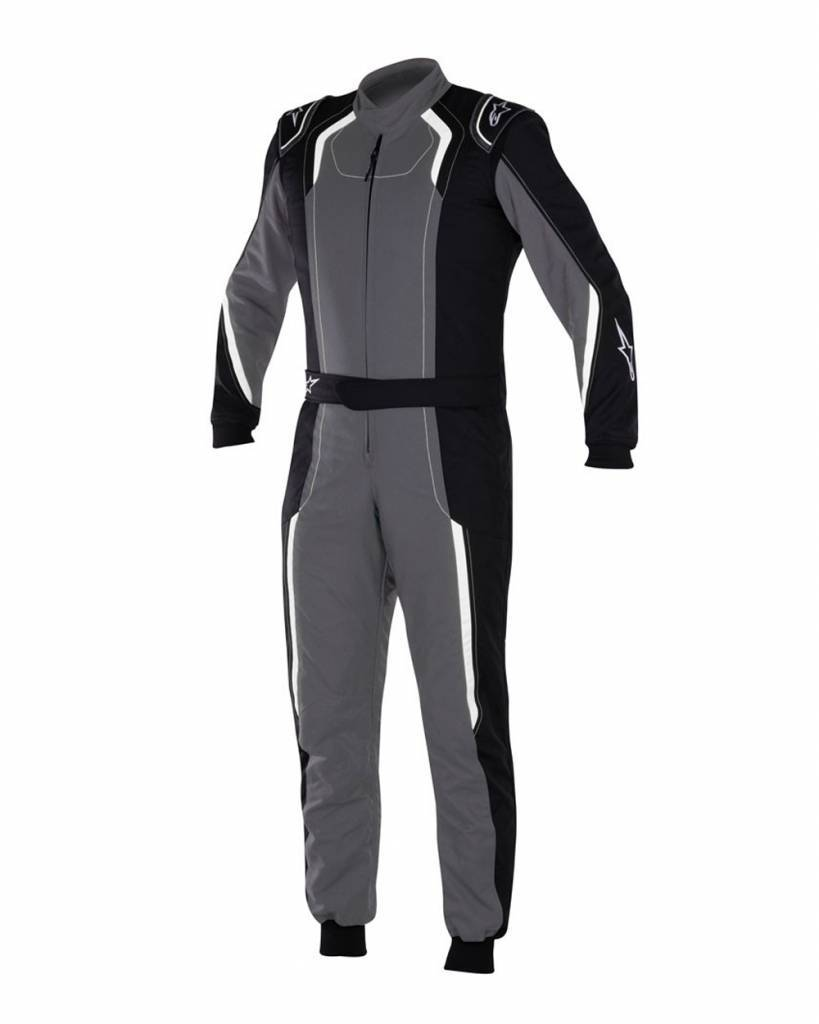 Alpinestars KMX-5 Black/Anthracite/White