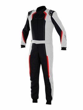 Alpinestars KMX-5 Silver/Black/Red