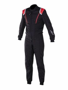 Alpinestars SUPER KMX-1 Noir/Rouge