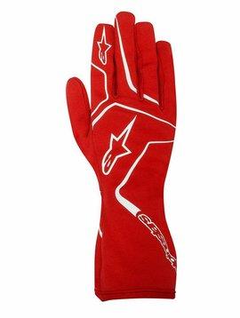 Alpinestars Tech 1-K Race Gloves Red