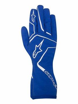 Alpinestars Tech 1-K Race Gloves Blauw