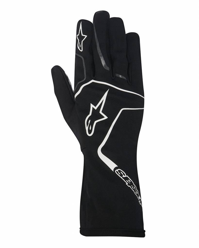 Alpinestars Tech 1-K Race Junior Noir/Blanc