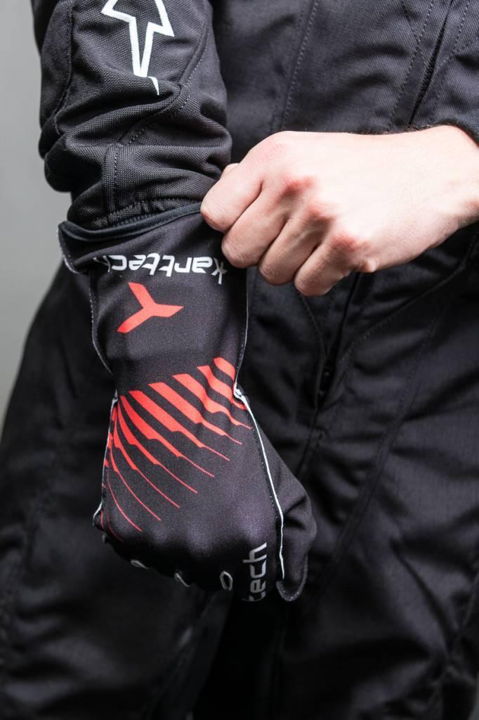 Karttech Karttech Glove Red