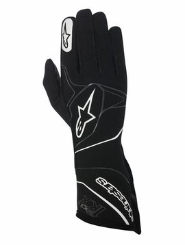 Alpinestars Tech-1 KX Gloves Black/White
