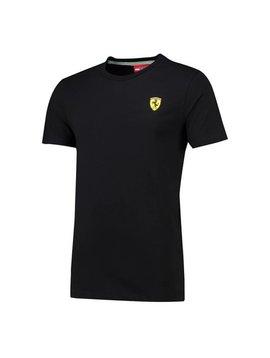Ferrari Mens Classic Crew Neck Tee