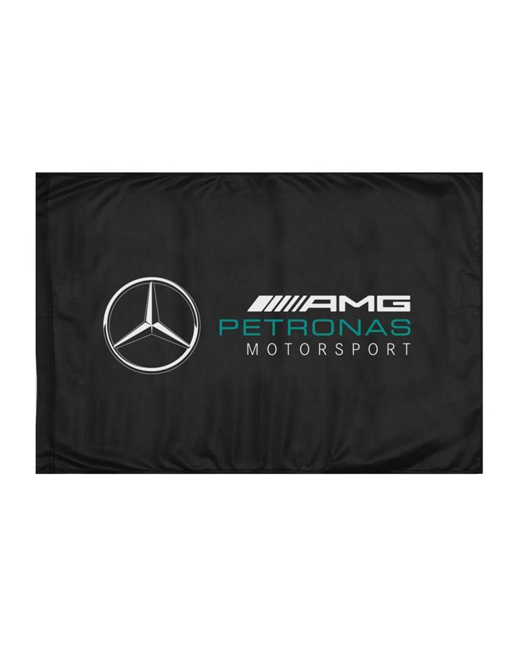 Mercedes Mercedes Drapeau