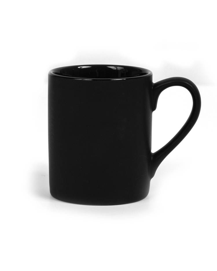 Mercedes Mercedes Logo Mug - Black