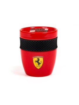 Ferrari Scuderia Tasse - Rot