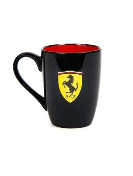 Ferrari Scudetto Tasse Schwarz