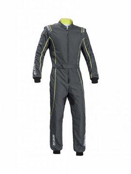 Sparco Groove KS-3 Junior Grey Yellow