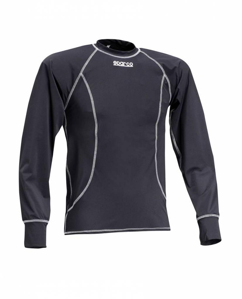 Sparco Sparco Long Shirt Zwart
