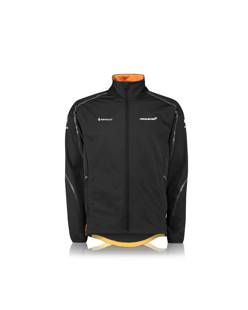 McLaren McLaren Team Softshell Veste