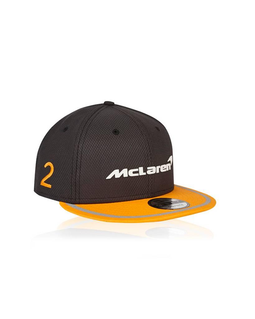 McLaren McLaren Stoffel Vandoorne Casquette - 9 Fifty Flat 2018