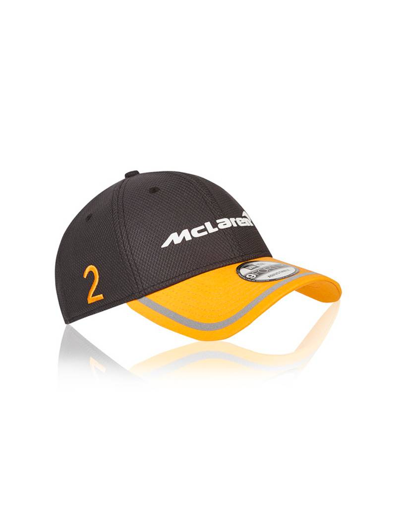 McLaren Stoffel Vandoorne Cap 2018 - 9 Forty