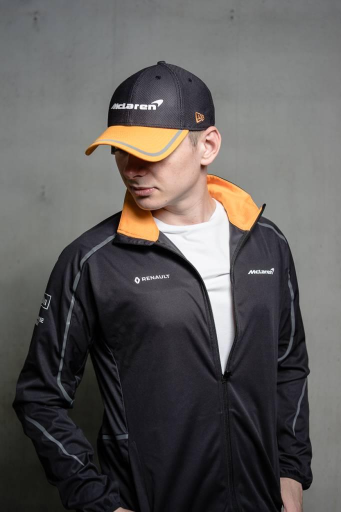 McLaren Stoffel Vandoorne Kappe - 9 Forty