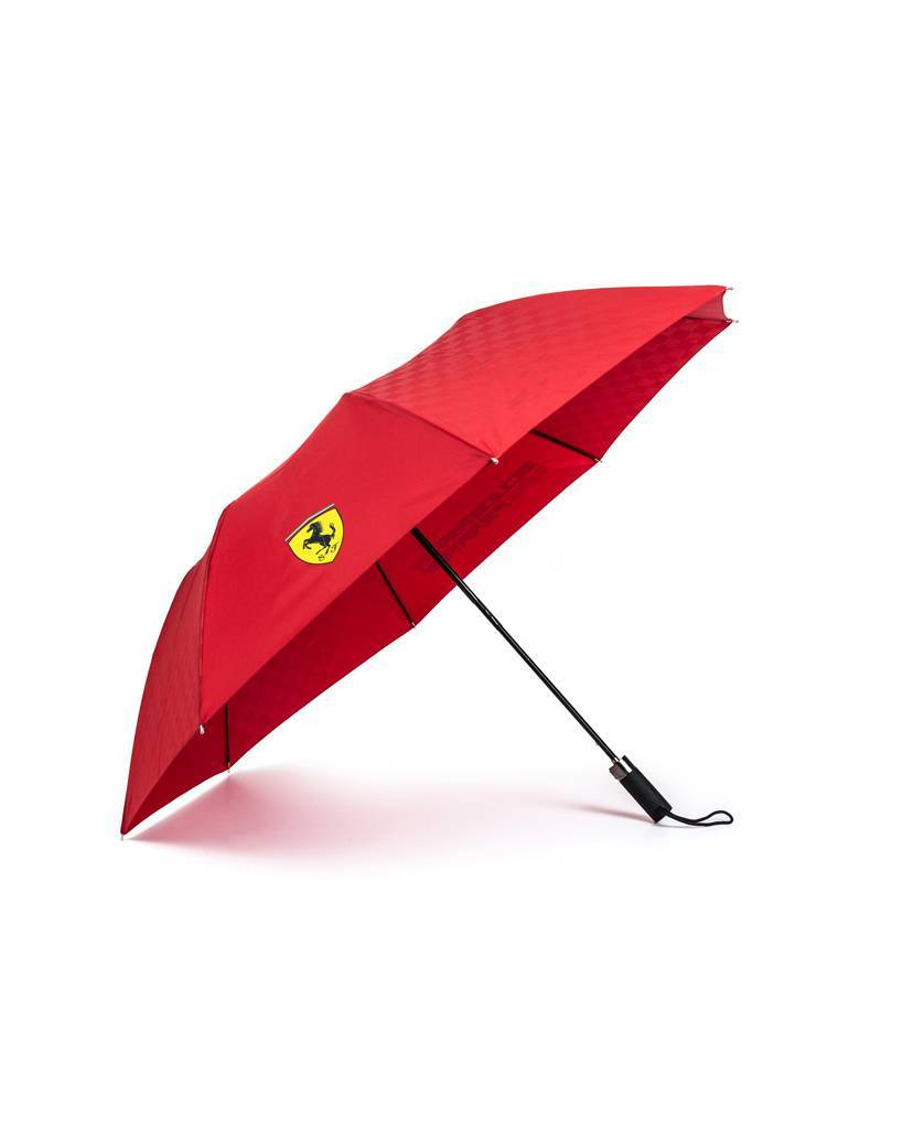Ferrari Scuderia Ferrari Compact Umbrella Red