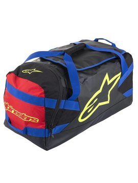 Alpinestars Goanna Black Blue Red Yellow Fluo