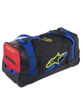 Alpinestars Komodo Black Blue Red Yellow Fluo