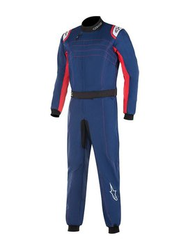 Alpinestars KMX-9 V2 Blue Navy Red White