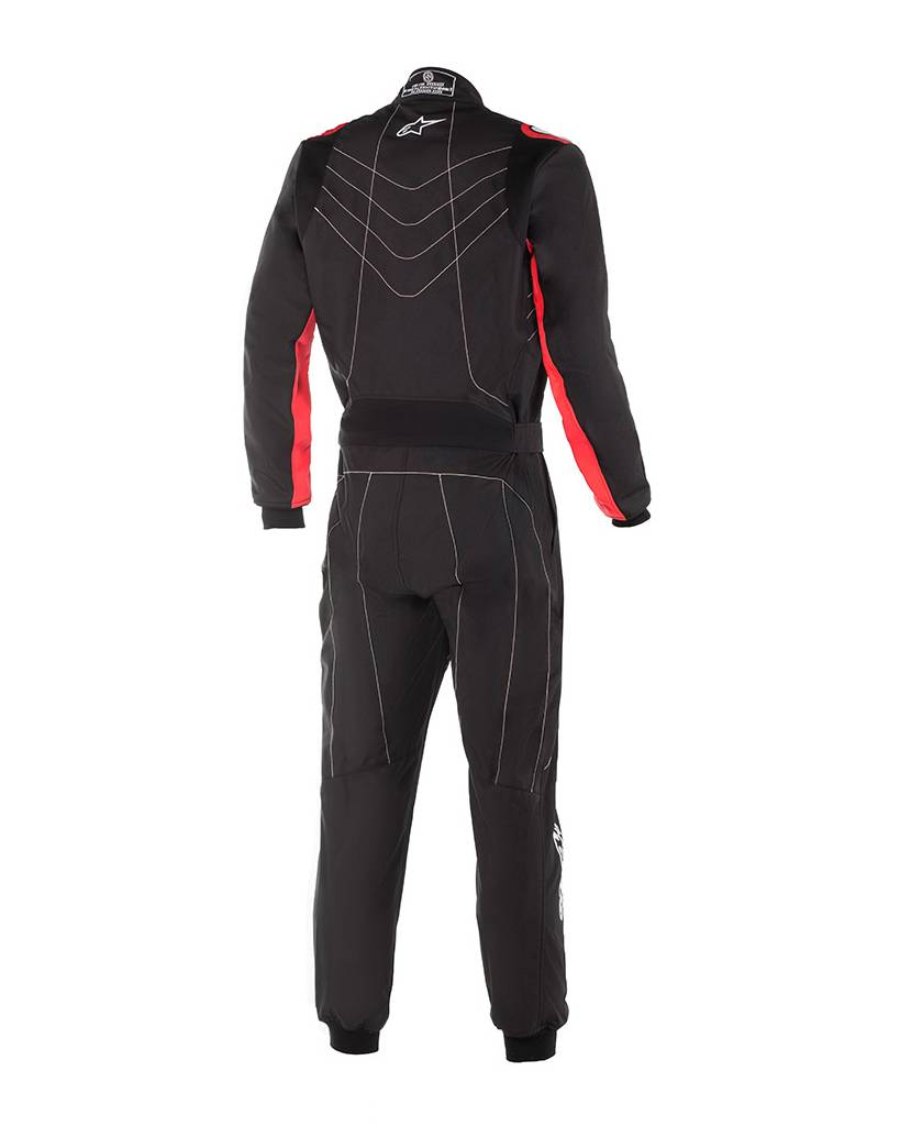 Alpinestars KMX-9 V2 Black Red White