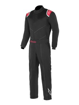 Alpinestars Kart Indoor Noir Rouge