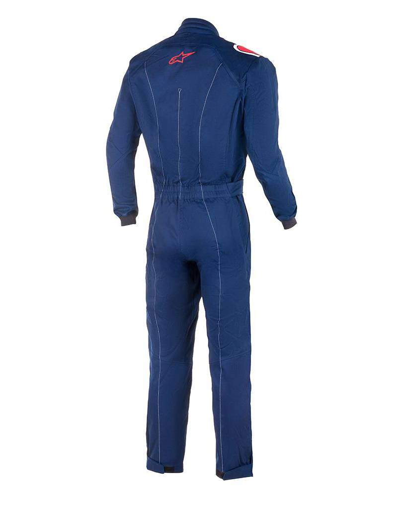 Alpinestars Kart Indoor Royal Blue Red