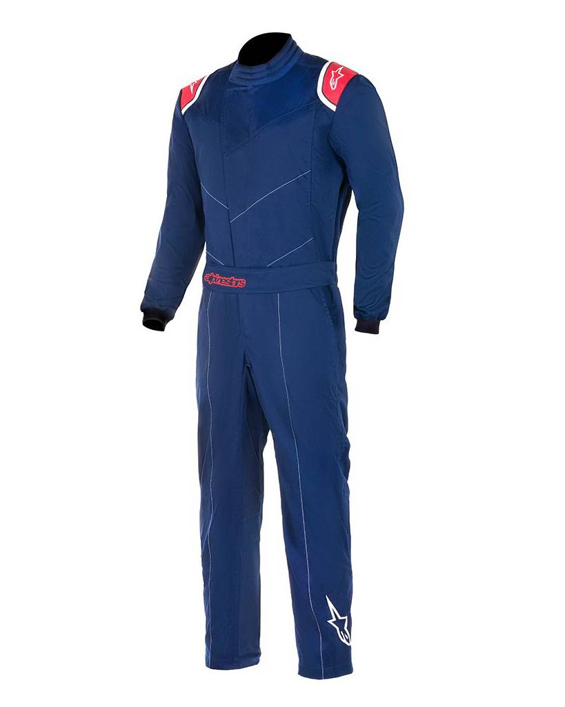 Alpinestars Kart Indoor Royal Blau Rot
