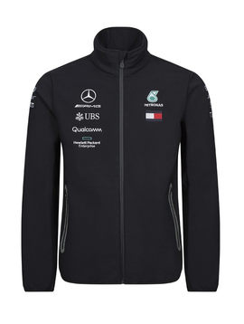 Mercedes Mens Team Softshell Jacket 2019