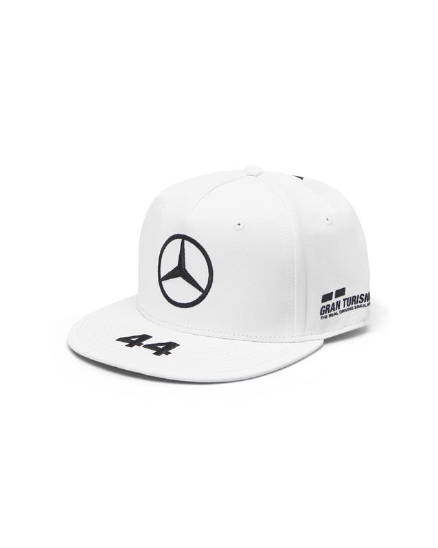Mercedes Mercedes-AMG Petronas Motorsport 2019 F1™ Lewis Hamilton Flat Brim Cap
