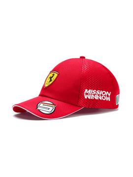 Ferrari Vettel Cap 2019