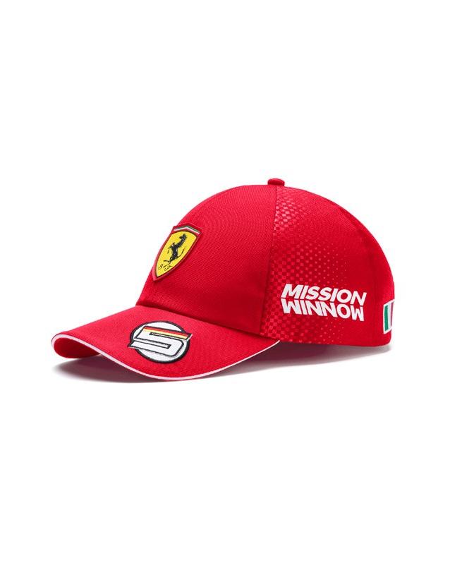 Ferrari  Scuderia Ferrari 2019 F1™ Sebastian Vettel Cap
