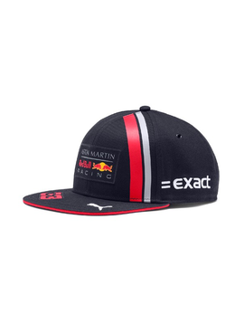 RedBull Verstappen Flat Cap 2019