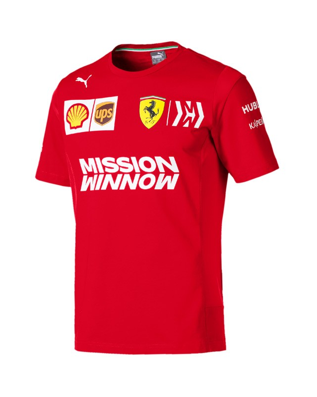 Ferrari Kids Scuderia Ferrari 2019 F1™ Team T-Shirt