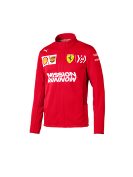 Ferrari Mens Team Softshell Jacket 2019