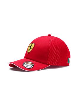 Ferrari Vettel Kids Cap 2019