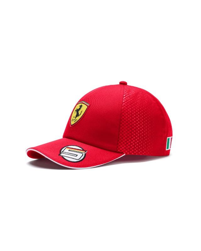 Ferrari Kid's Scuderia Ferrari 2019 F1™ Sebastian Vettel Cap