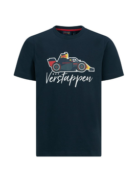 RedBull Kids Verstappen Car graphic 2019 - Navy