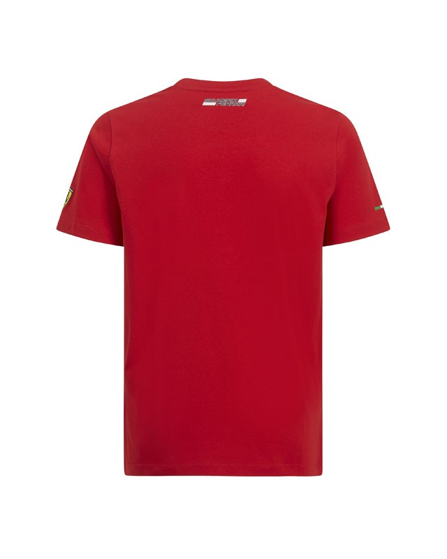 Ferrari Kid's Scuderia Ferrari 2019 F1™ Sebastian Vettel T-Shirt