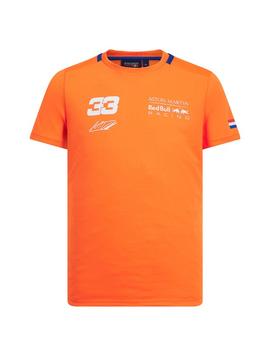 RedBull Mens Verstappen Sportwear 2019 - Orange
