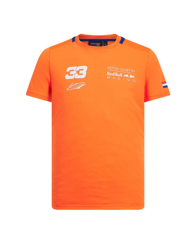 RedBull Mens Verstappen Sportwear 2019 - Orange