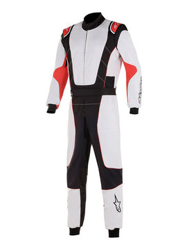 Alpinestars KMX-3 White Black Red