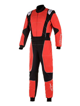 Alpinestars KMX-3 Red Black