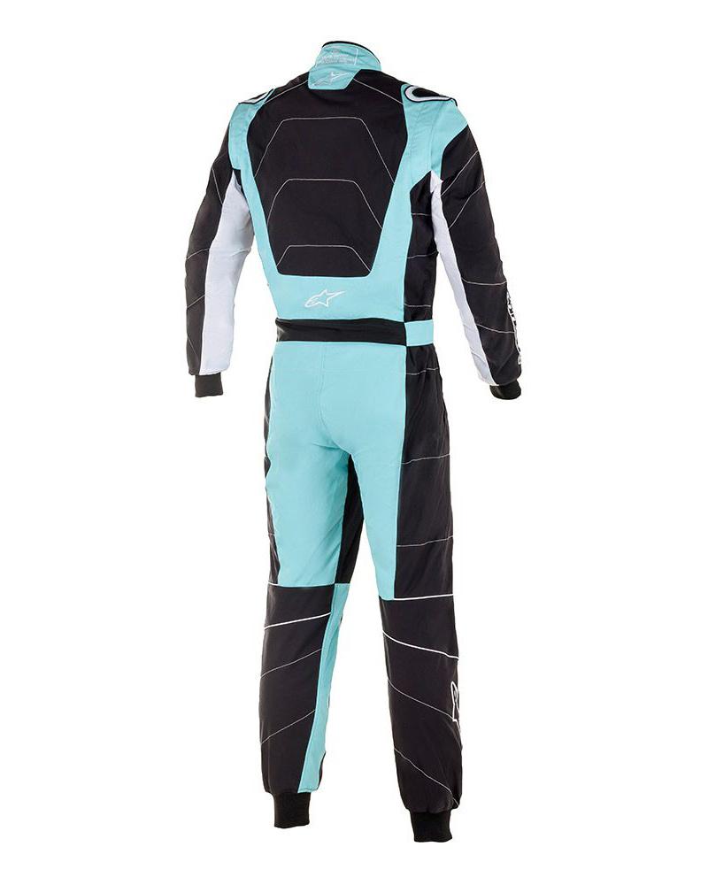 Alpinestars KMX-3 Zwart Turquoise