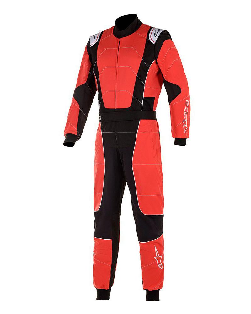 Alpinestars KMX-3 Junior Red Black