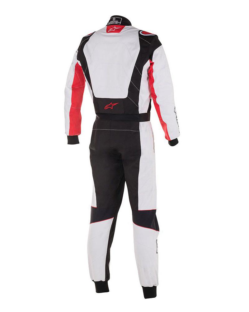 Alpinestars KMX-3 Junior Weiß Schwarz Rot