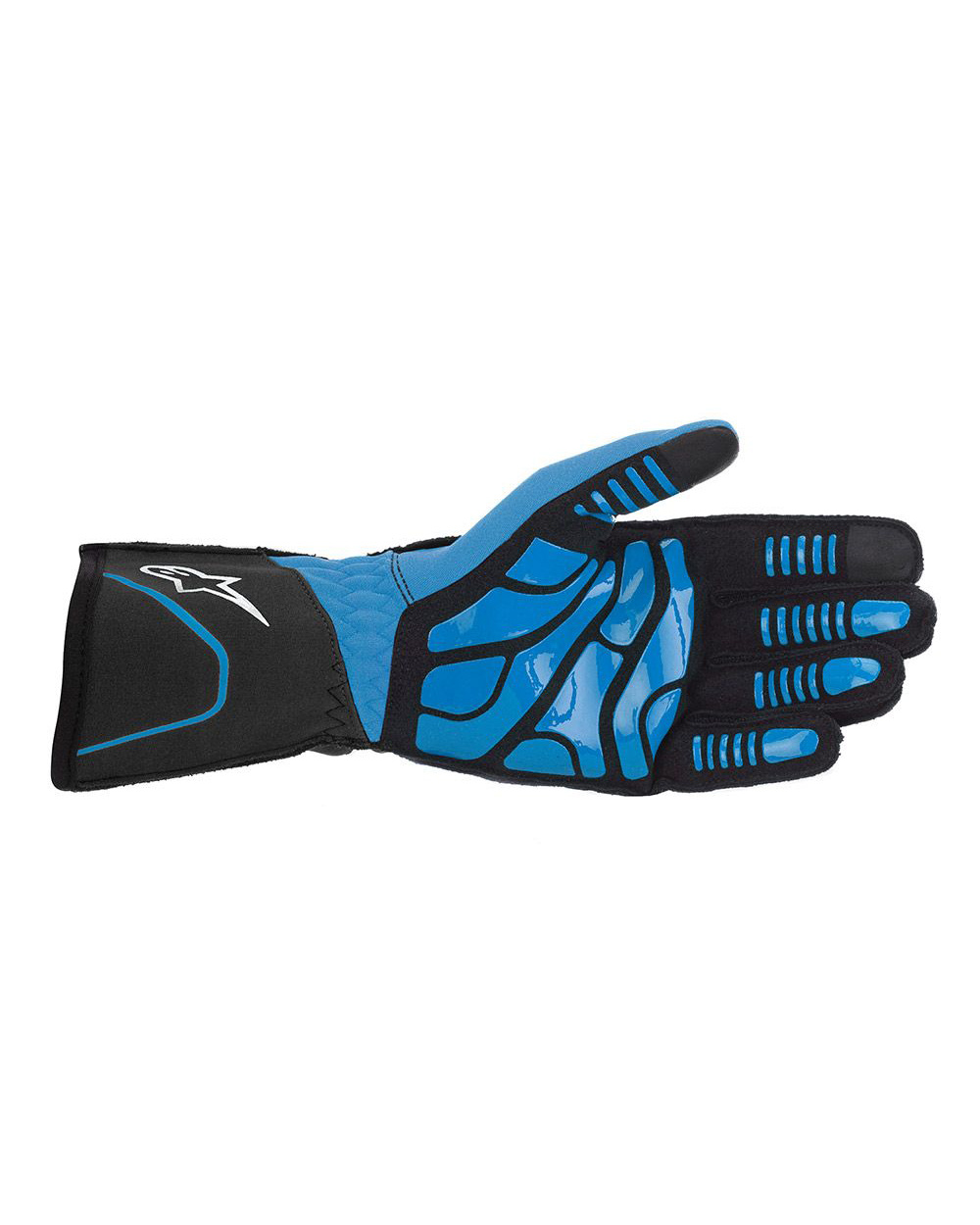 Alpinestars Tech-1KX V2 Blue Black